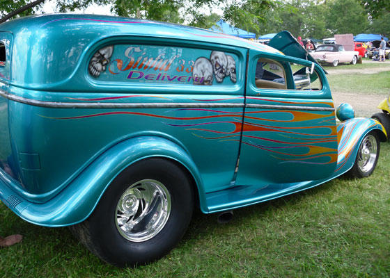 1933 Ford Sedan Delivery Pro Street