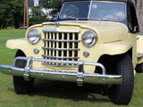 1951 Willys Jeepster Convertible