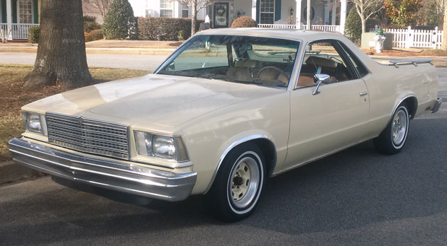 1979 Chevy El Camino Cars On Line Com Classic Cars For Sale