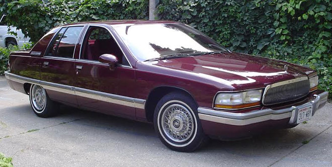 1992 buick roadmaster sedan. Cars Review. Best American Auto & Cars Review
