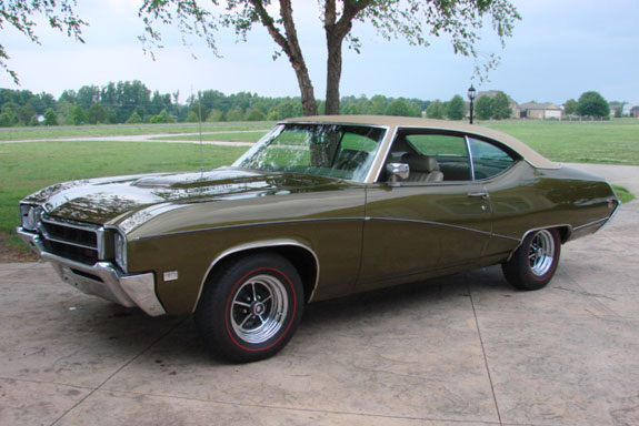 1969 Buick GS 400 Stage 1