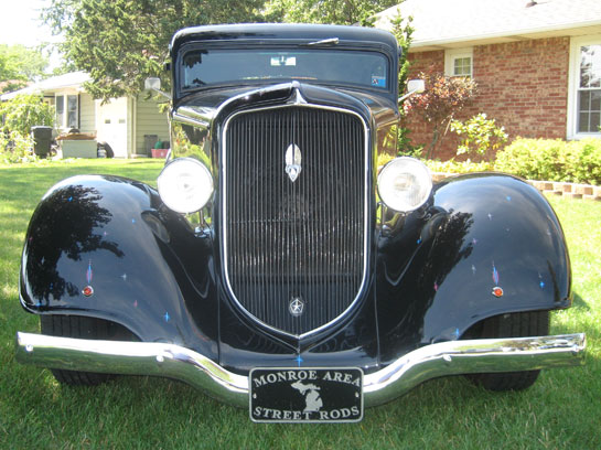 1934 Plymouth 4Dr