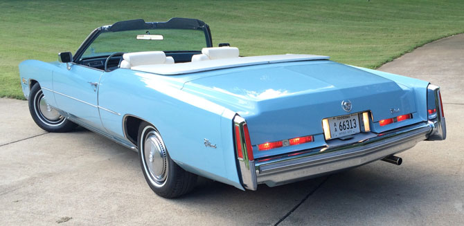 Mack Grubbs Ford >> How Many Years Until A Car Is A Classic.1975 Cadillac ...