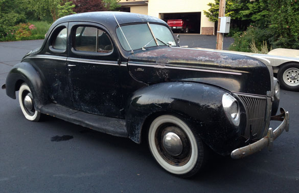 40 ford opera coupe for sale autos post. Black Bedroom Furniture Sets. Home Design Ideas