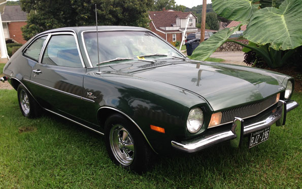 Sneaky Survivor: 1972 Ford Pinto