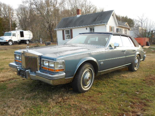1980 Cadillac Seville Roadster