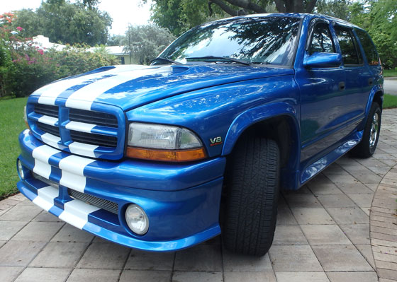 1999 Dodge Durango Shelby SP360