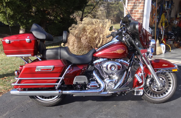 2010 Harley Electra Glide Classic