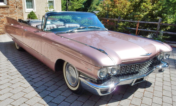 1960 Cadillac 62 Series Convertible