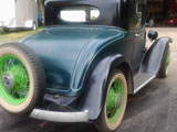 1931 Plymouth 3 Window Coupe PA