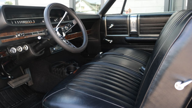 Auto Paint Store >> 1968 Ford Galaxie 500 Fastback