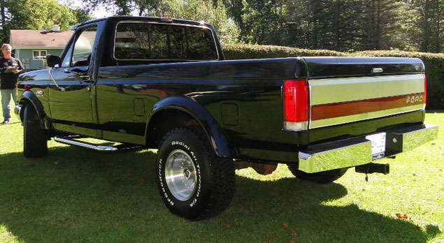 1989 ford f 150 xlt lariat 4x4. Black Bedroom Furniture Sets. Home Design Ideas