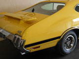 1970 Olds 442 W30 Holiday Coupe