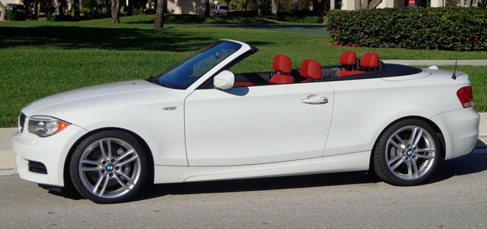 BMW I M Convertible - Bmw 135is convertible