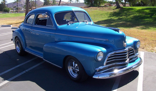 1946 Chevy Fleetmaster Sport Coupe