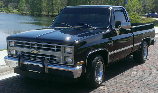 Image result for chevy c10 1986
