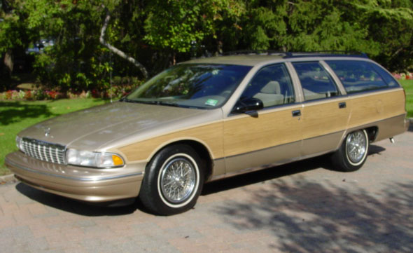 1995 Chevy Caprice Wagon | Cars On Line com | Classic Cars
