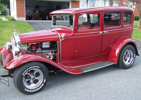 1931 ford model a 4 door sedan for 1931 chevrolet 4 door sedan