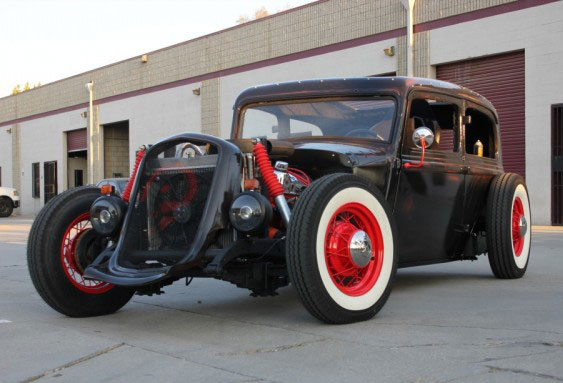 1934 Dodge Rat Rod