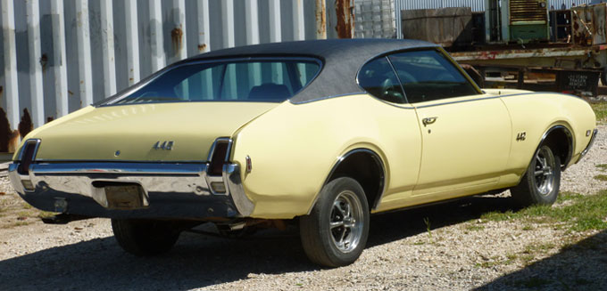 Oldsmobile related images start 350 weili automotive network for 87 cutlass salon