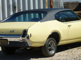 1969 Oldsmobile 442 Holiday Coupe