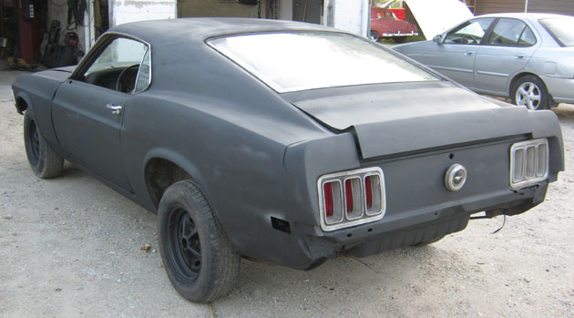 Classic Car Projects Kennett Mo