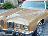 1977 Pontiac  Grand Prix Model LJ