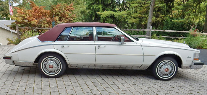 1985 cadillac seville. Cars Review. Best American Auto & Cars Review