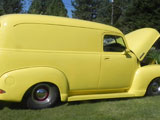 1951 Chevy Panel Truck