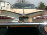 1959 Chevy Impala 2 Door Hardtop