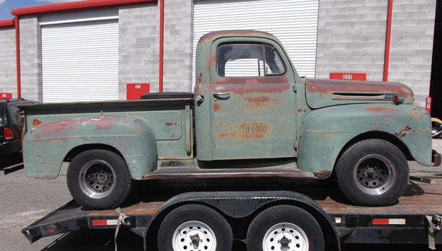 Price Of A 1948 Ford F 1 Pickup Needs Restoration | Autos Post