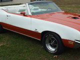 1972 Buick GS Stage 1 Convertible