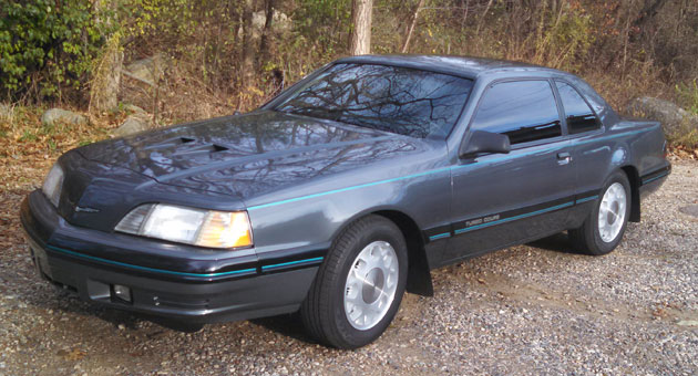 1988 Ford T-Bird Turbo Coupe