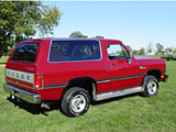 1993 Dodge Ram Charger LE