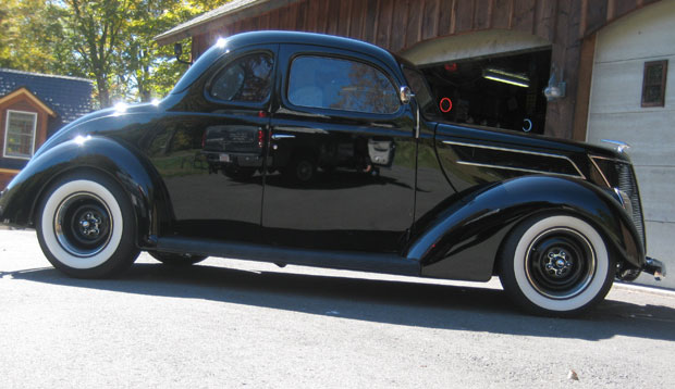 Online Car Parts >> 1937 Ford 5 Window Coupe