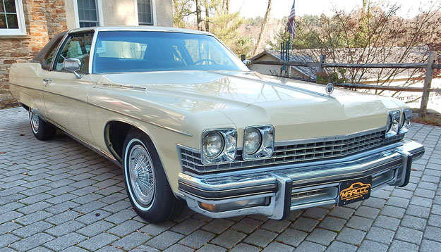 1974 Buick Electra 225 Coupe