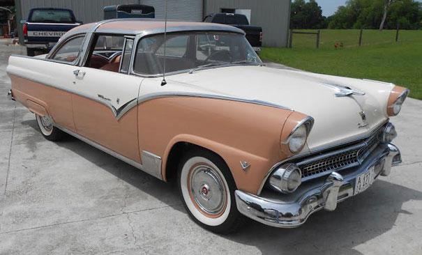 1955 ford crown victoria. Cars Review. Best American Auto & Cars Review