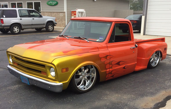 1968 Chevy C-10 Pickup