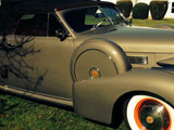 1940 Cadillac 62 Series Convertible Coupe