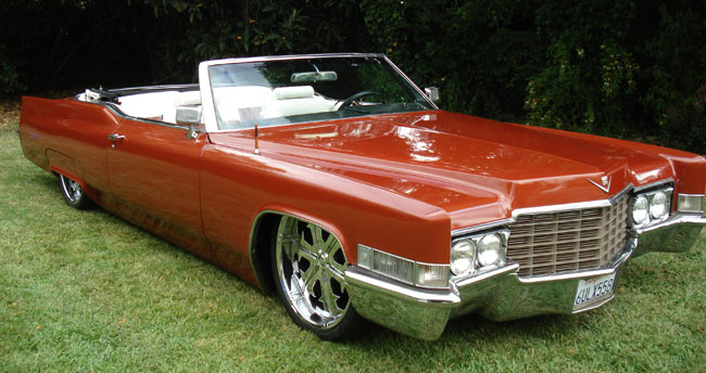Cars For Sale Sacramento >> 1969 Cadillac DeVille Convertible