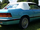 1993 Chrysler Lebaron Convertible