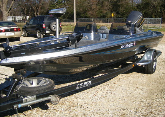 1998 Bass Cat 20 FT
