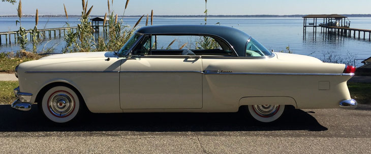 1954 Packard Panama Super Clipper