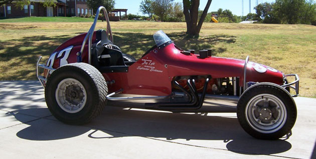 1962 Cae Sprint Car