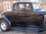 1933 Dodge 5-W Coupe