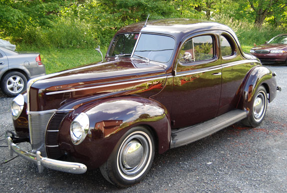 40 ford opera coupe for autos post. Black Bedroom Furniture Sets. Home Design Ideas