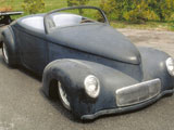 1941 Willys Swoopster Roadster