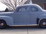 1946 Ford Deluxe Club Coupe