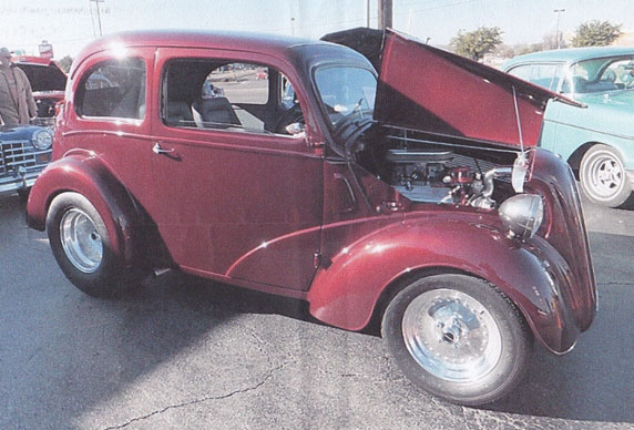 1948 Ford Anglia Pro Street