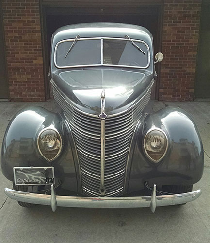 1938 ford 2 door humpback sedan for 1938 ford 4 door sedan